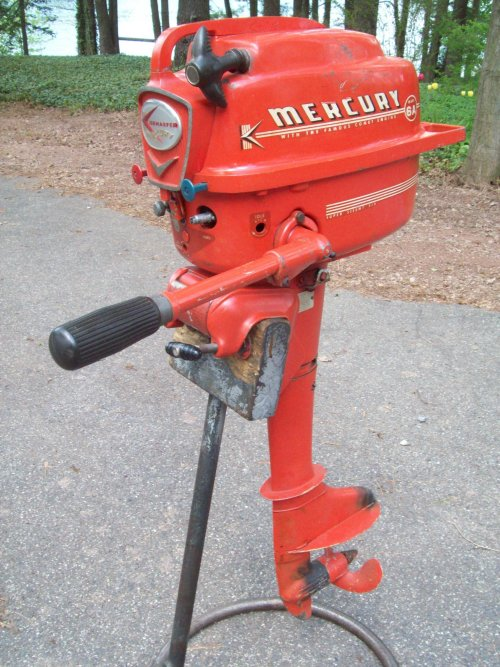 Vintage outboard motors virtual museum for Used outboard motors nj