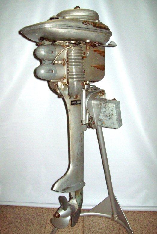 Old Outboard Motors : Mercguy vintage outboard motors virtual museum